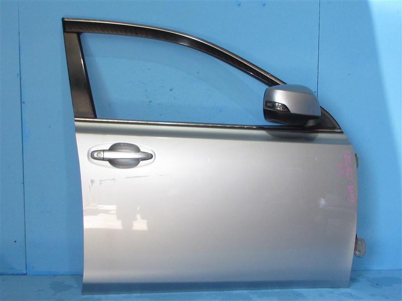 Дверь Subaru Legacy BM9 EJ255 2012 передняя правая (б/у)