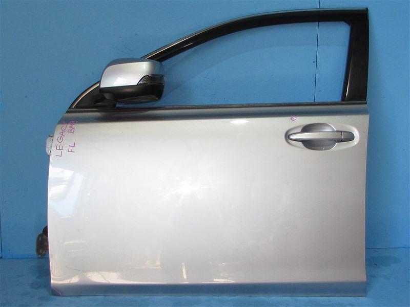 Дверь Subaru Legacy BM9 EJ255 2012 передняя левая (б/у)