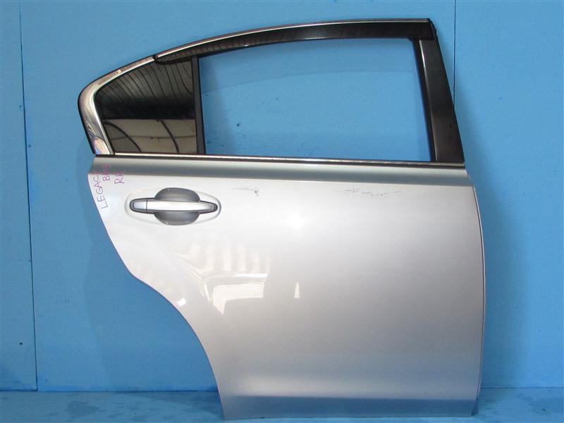 Дверь Subaru Legacy BM9 EJ255 2012 задняя правая (б/у)