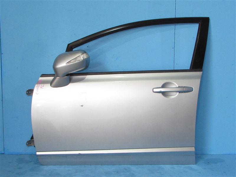 Дверь Honda Civic FD3 LDA 2005 передняя левая (б/у)