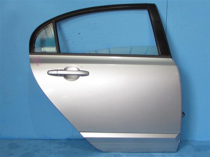Дверь Honda Civic FD3 LDA 2005 задняя правая (б/у)