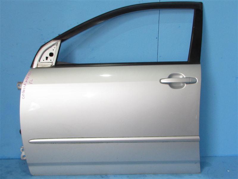 Дверь Toyota Corolla NZE121 1NZFE 2004 передняя левая (б/у)