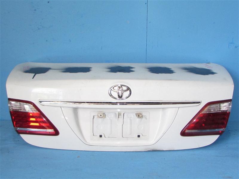 Крышка багажника Toyota Crown GRS200 4GRFSE 2010 (б/у)