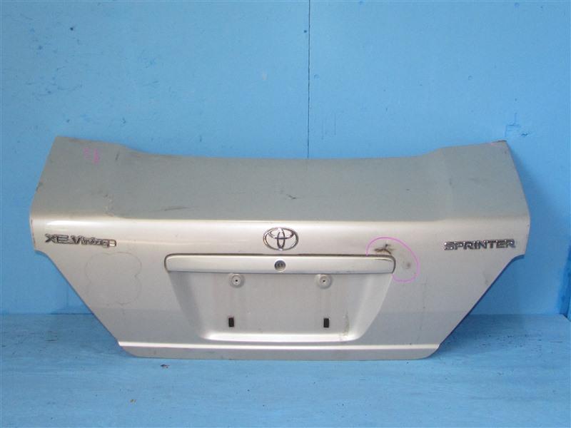 Крышка багажника Toyota Sprinter AE110 5AFE 1995 (б/у)