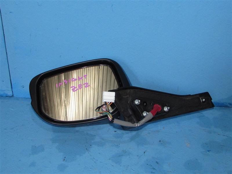 Зеркало Honda Insight ZE2 2009 переднее левое (б/у)
