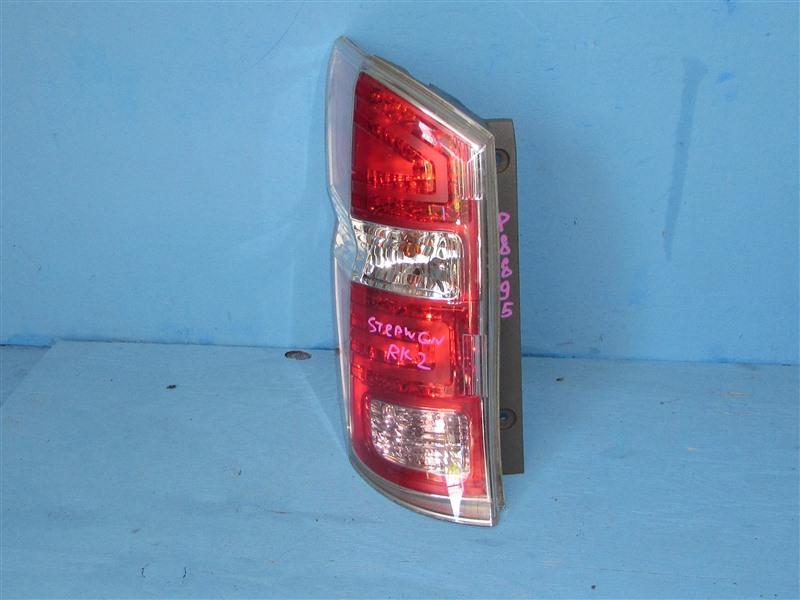 Стоп-сигнал Honda Step Wagon RK2 2009 задний левый (б/у)