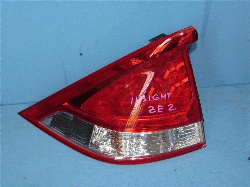 Стоп-сигнал Honda Insight ZE2 2009 задний левый (б/у)