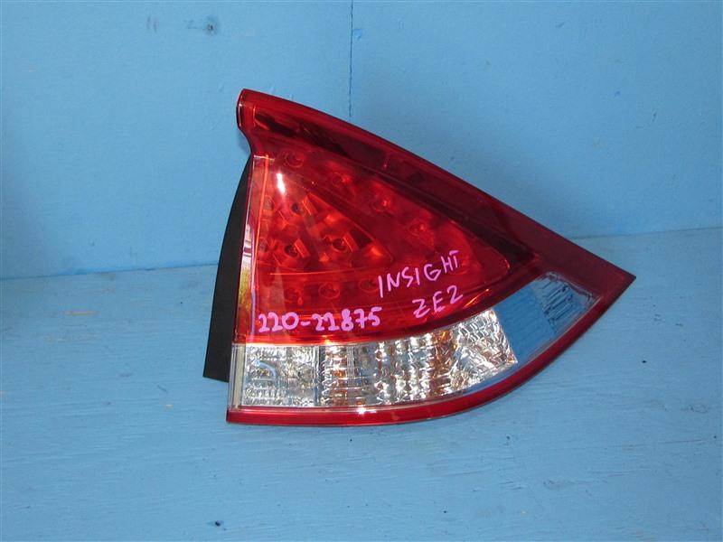 Стоп-сигнал Honda Insight ZE2 2009 задний правый (б/у)