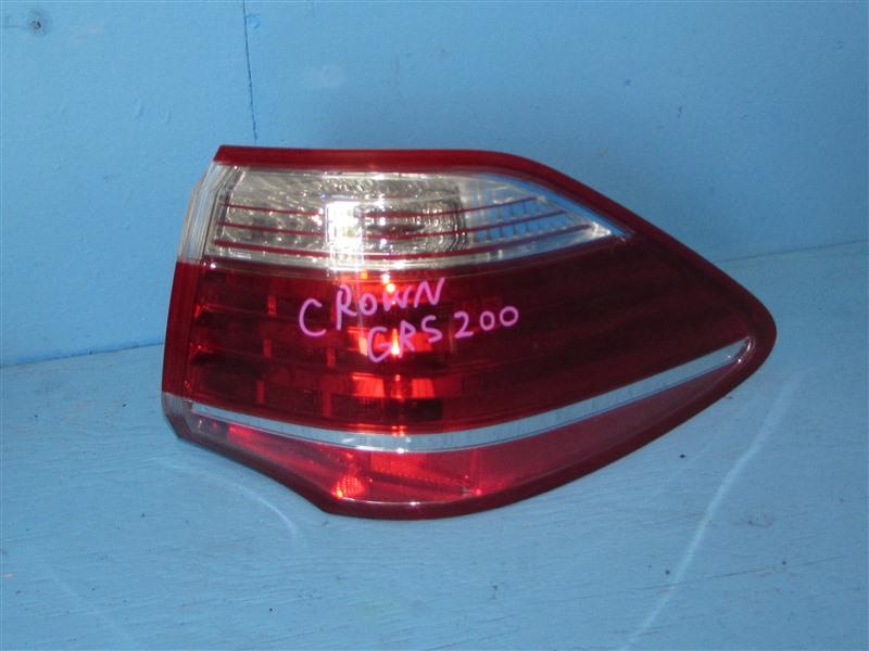 Стоп-сигнал Toyota Crown GRS200 4GRFSE 2010 задний правый (б/у)