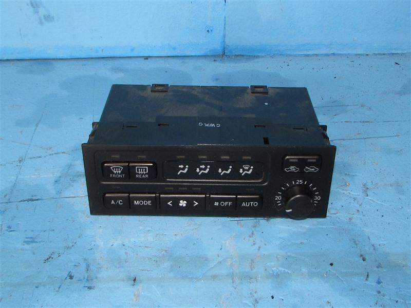 Блок климат-контроля Toyota Cresta GX100 1GFE 2000 (б/у)