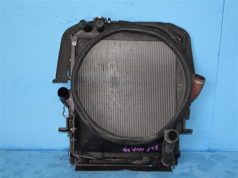 Радиатор основной Isuzu Elf NHR85 4JJ1 2006 (б/у)