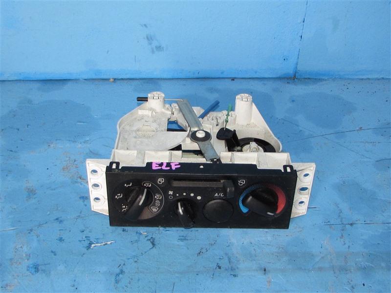 Блок климат-контроля Isuzu Elf NHR85 4JJ1 2006 (б/у)