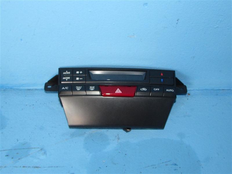 Блок климат-контроля Subaru Legacy BM9 EJ255 (б/у)