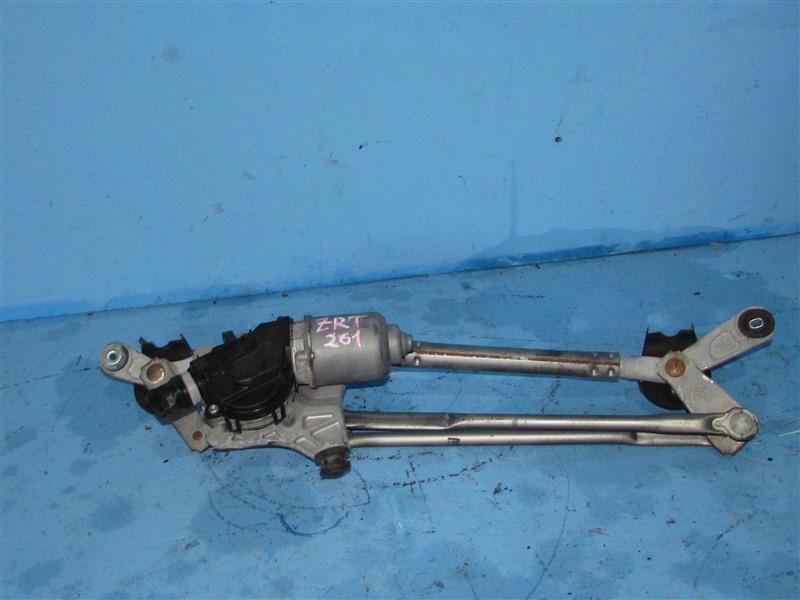 Механизм стеклоочистителя Toyota Allion ZRT261 3ZRFAE 2009 (б/у)