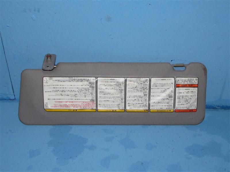 Козырек солнцезащитный Isuzu Elf NHR85 4JJ1 2006 (б/у)