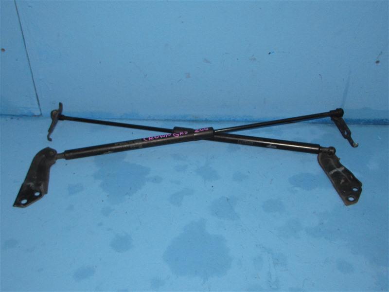 Амортизатор капота Toyota Crown GRS200 4GRFSE 2012 (б/у)