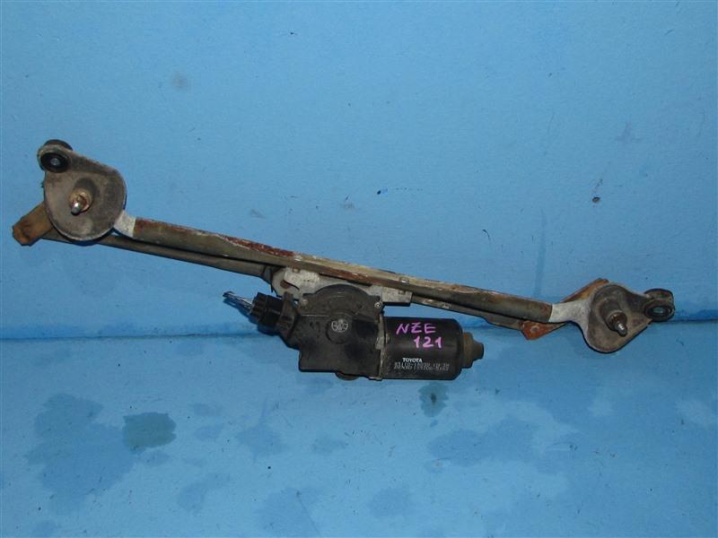 Механизм стеклоочистителя Toyota Corolla NZE121 1NZFE 2006 (б/у)