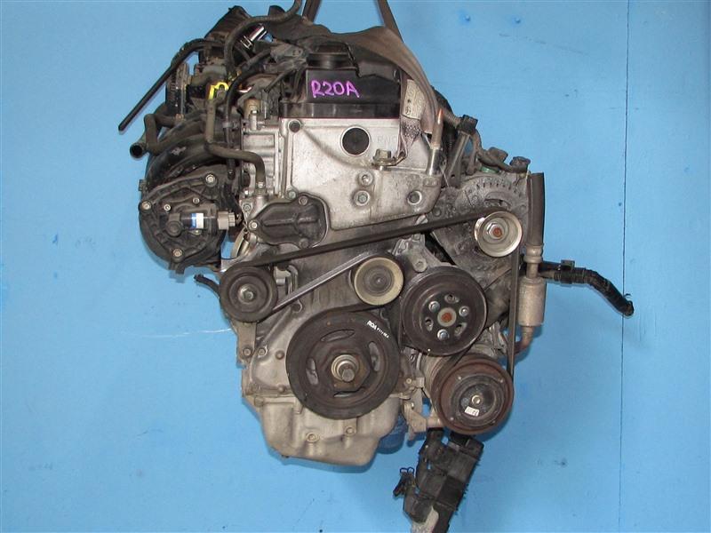 Двигатель Honda Step Wagon RK2 R20A (б/у)