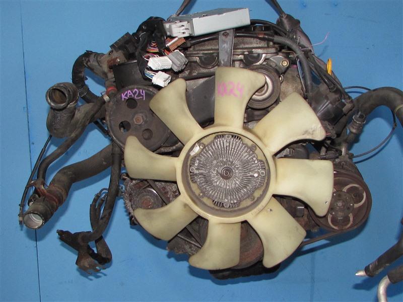 Двигатель Nissan Caravan CQGE25 KA24DE (б/у)