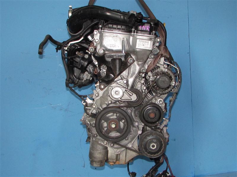 Двигатель Toyota Vitz NCP130 1NRFE (б/у)