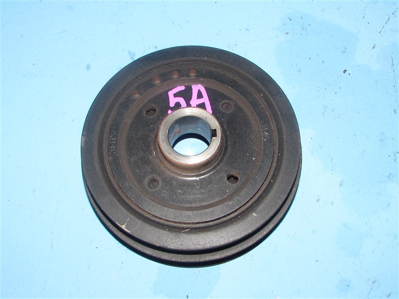 Шкив Toyota Sprinter AE110 5A-FE (б/у)