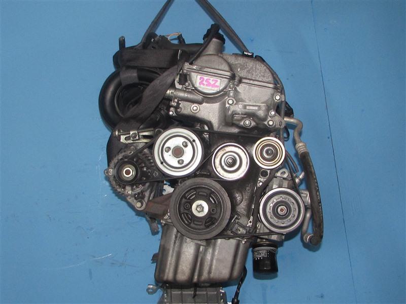 Двигатель Toyota Vitz SCP90 2SZFE (б/у)