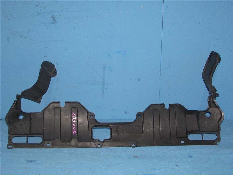 Защита двигателя Honda Civic FD3 LDA (б/у)