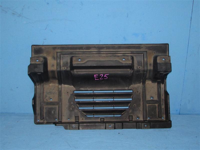 Защита двигателя Nissan Caravan CQGE25 KA24DE (б/у)