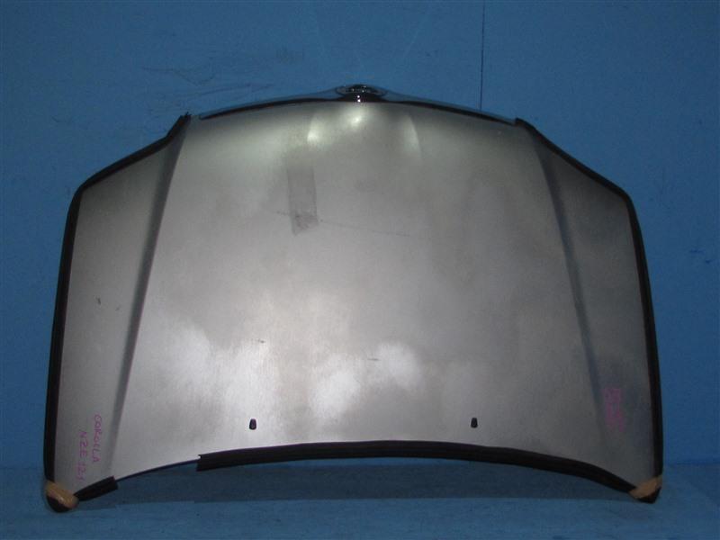 Капот Toyota Corolla NZE121 1NZFE 2004 (б/у)