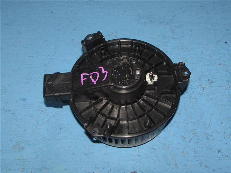 Мотор печки Honda Civic FD3 LDA передний правый (б/у)