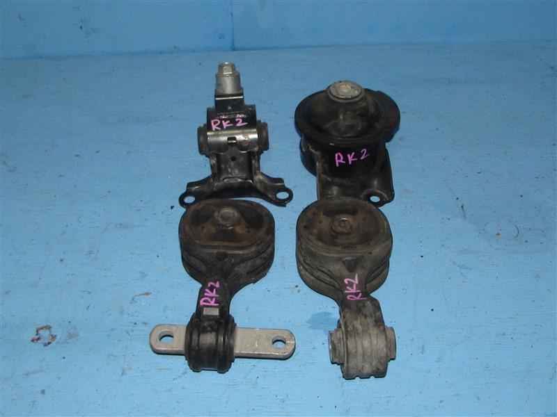 Подушка двигателя Honda Step Wagon RK2 R20A (б/у)