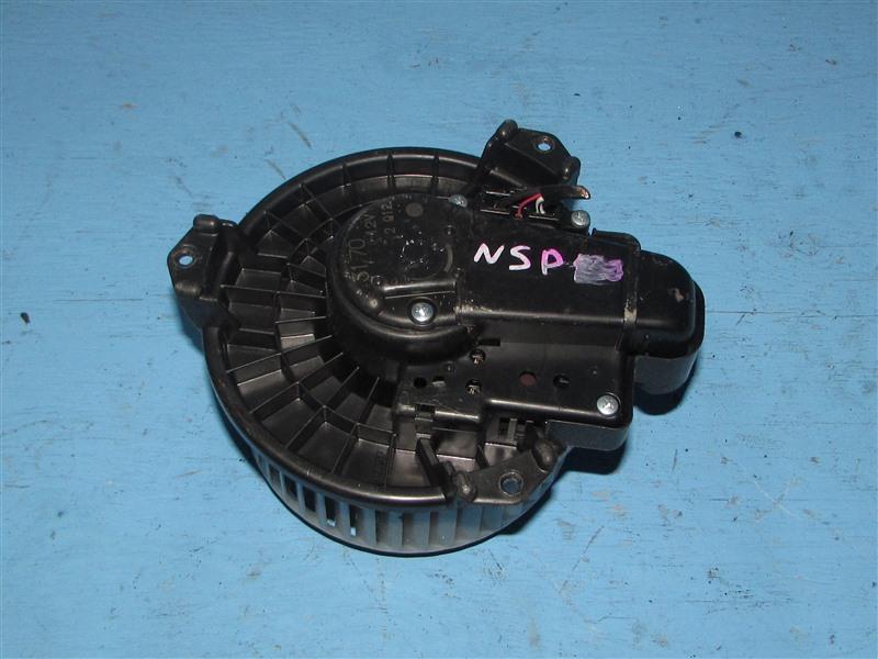 Мотор печки Toyota Vitz NSP130 (б/у)
