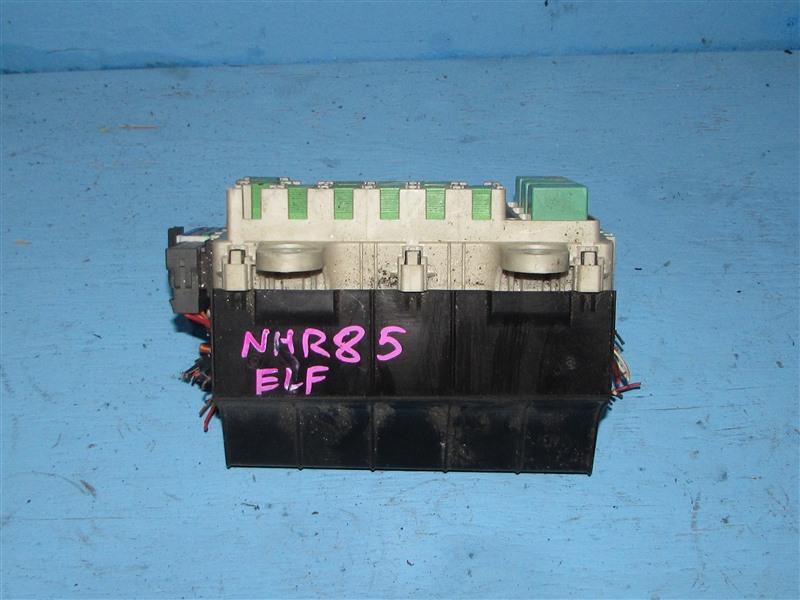 Блок предохранителей Isuzu Elf NHR85 4JJ1 2006 (б/у)
