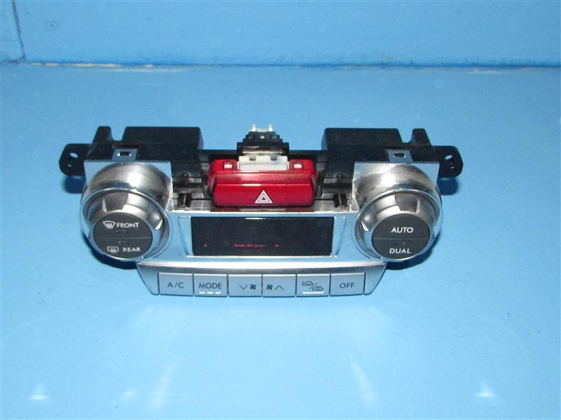 Блок климат-контроля Subaru Exiga YA5 EJ205 (б/у)