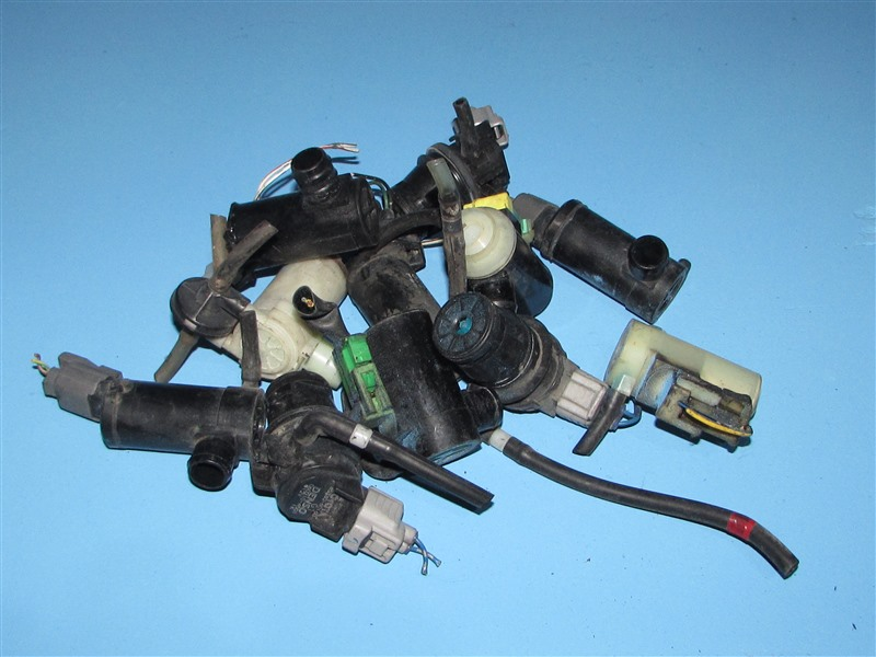 Мотор бачка омывателя Honda (б/у)