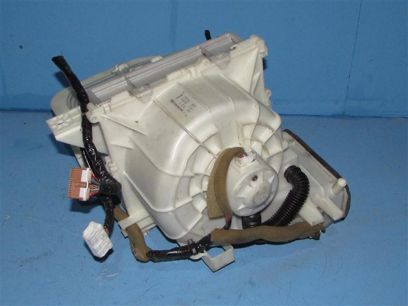 Мотор печки Nissan X-Trail T30 QR20DE (б/у)