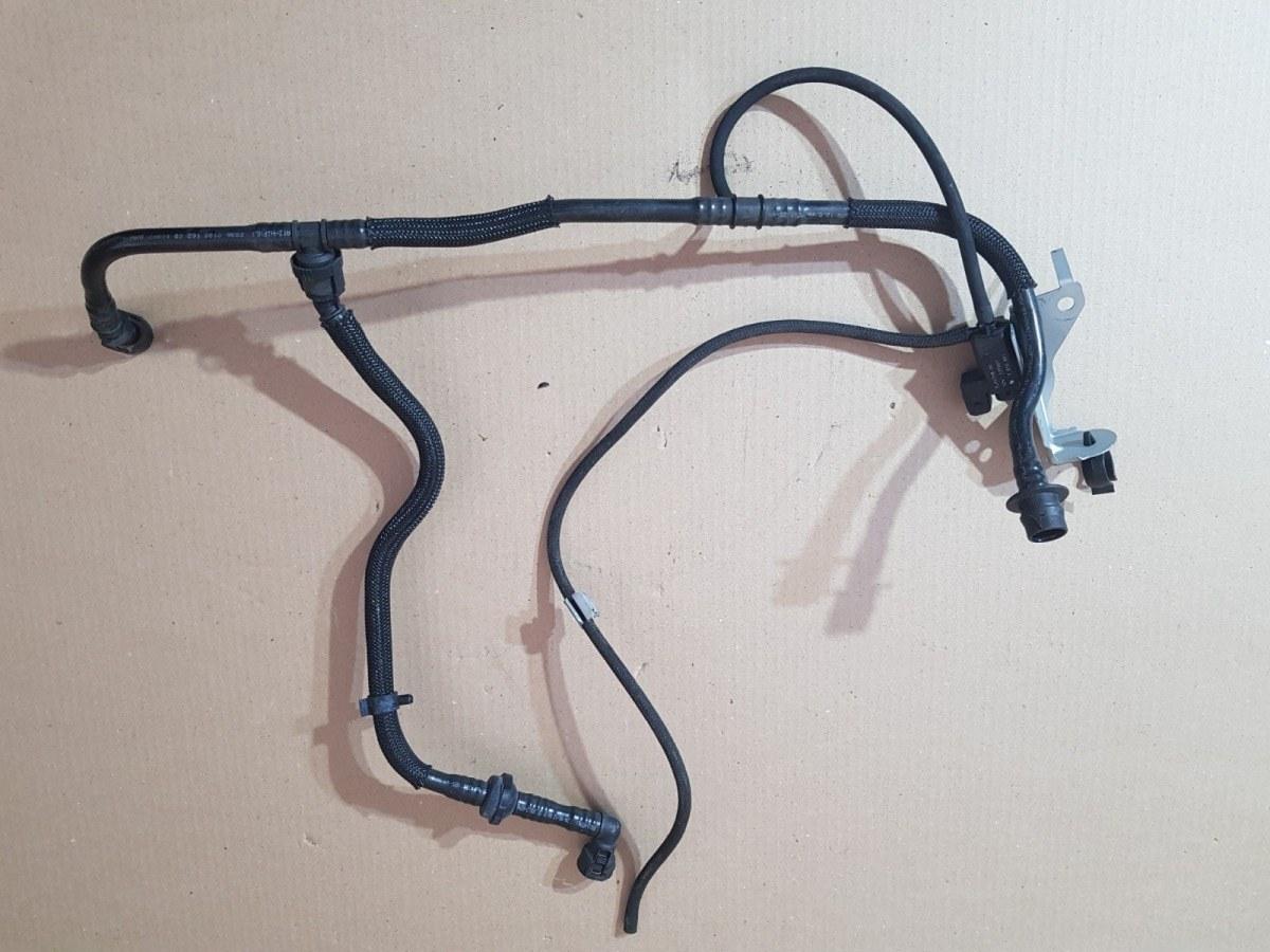 Клапан вентиляции топливного бака BMW 5-Series 2011 F10 N55B30 Hybrid 5 11747810831 контрактная