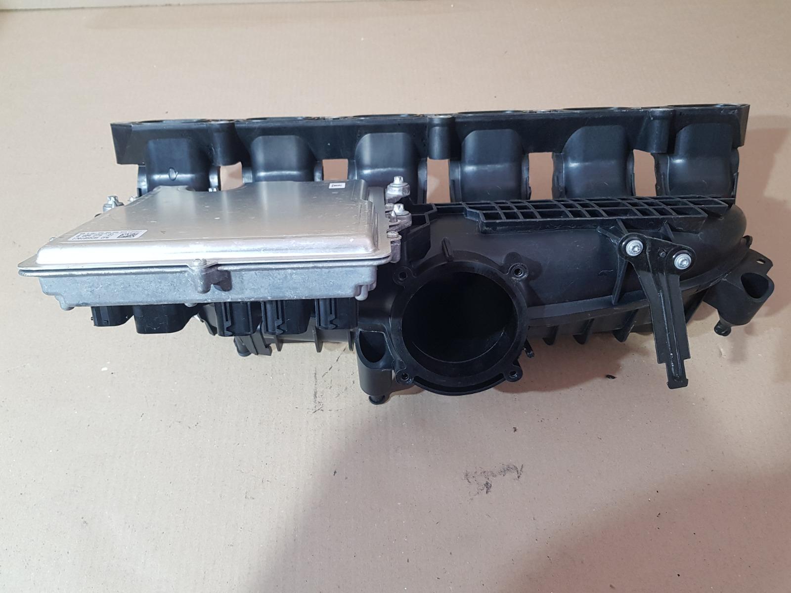 Коллектор впускной BMW 5-Series F10 N55B30 Hybrid 5