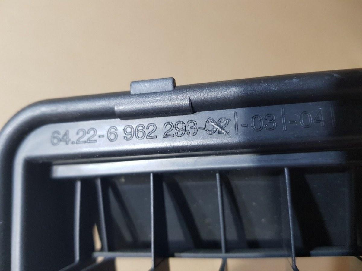 Вентиляционная решетка задняя 5-Series 2011 F10 N55B30 Hybrid 5