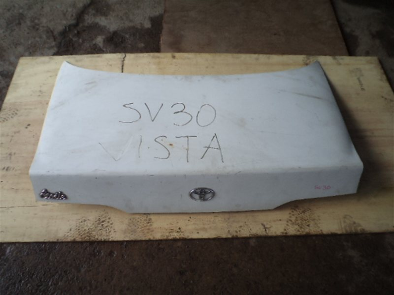 Крышка багажника Toyota Vista 30 1993 (б/у)