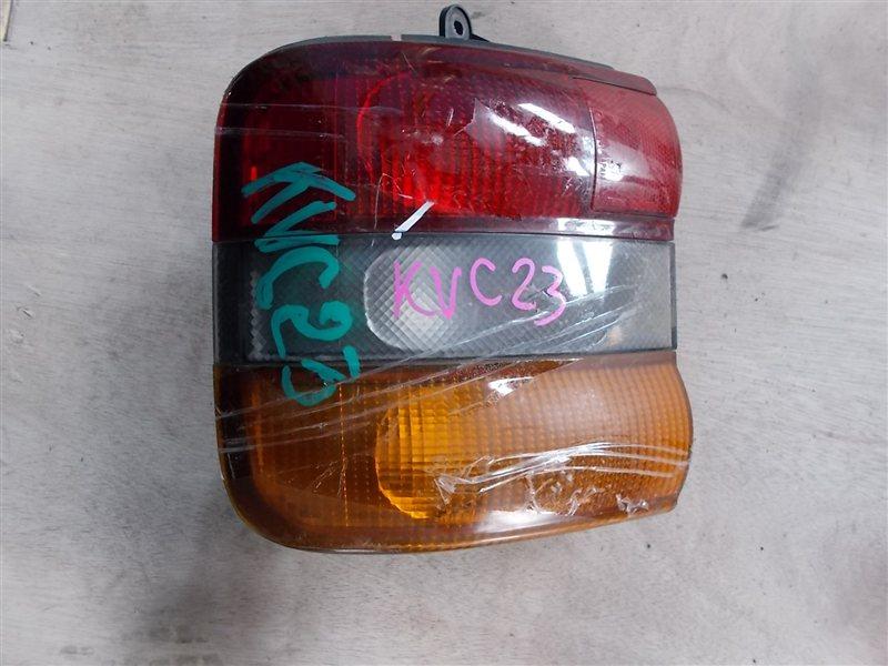 Фонарь задний Nissan Serena 23 1996 левый (б/у)