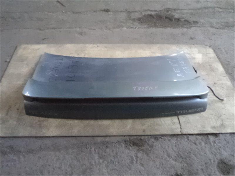 Крышка багажника Toyota Trueno AE101 1994 (б/у)