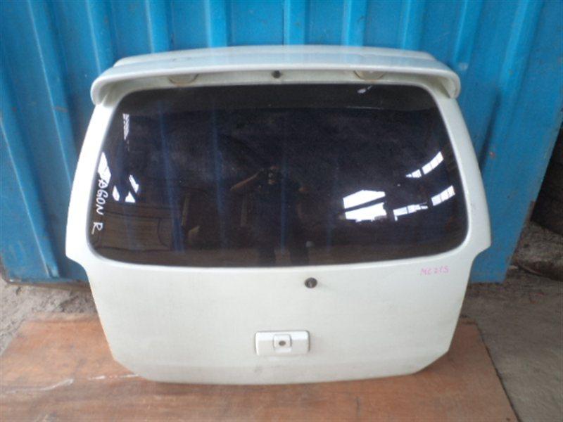 Дверь 5-я Suzuki Wagon R MC21S 2001 (б/у)