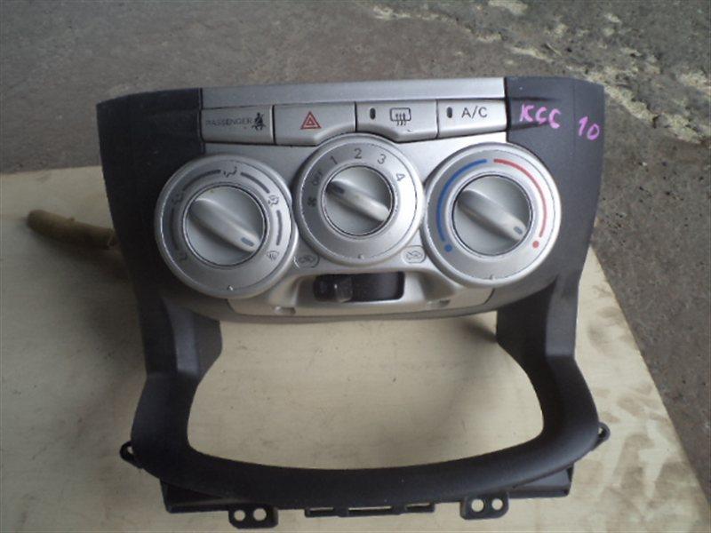 Климат-контроль Toyota Passo KGC10 2004 (б/у)