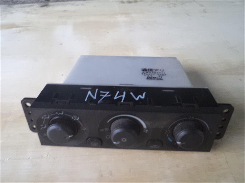 Климат-контроль Mitsubishi Rvr N74W 1998 (б/у)