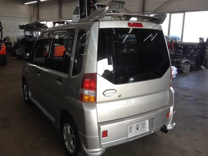 Бампер Mitsubishi Toppo H46A 2000 задний (б/у)