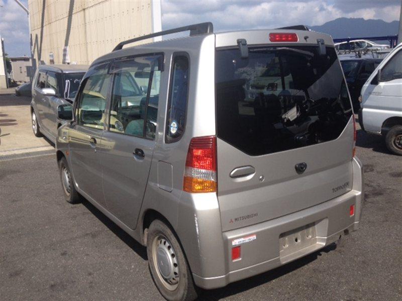 Бампер Mitsubishi Toppo H42A 2000 задний (б/у)
