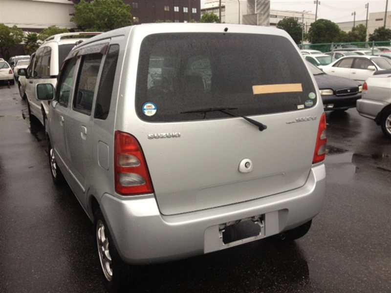 Лючок бензобака Suzuki Wagon R Solio MA34S 2003 (б/у)