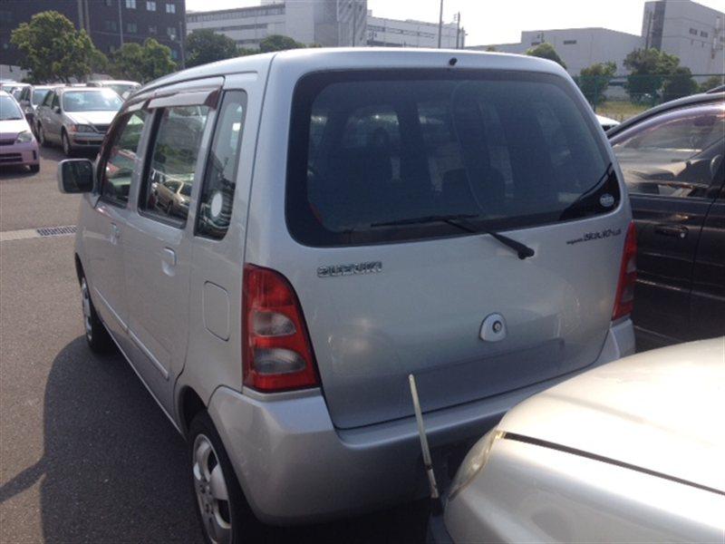 Лючок бензобака Suzuki Wagon R Solio MA34S 2005 (б/у)