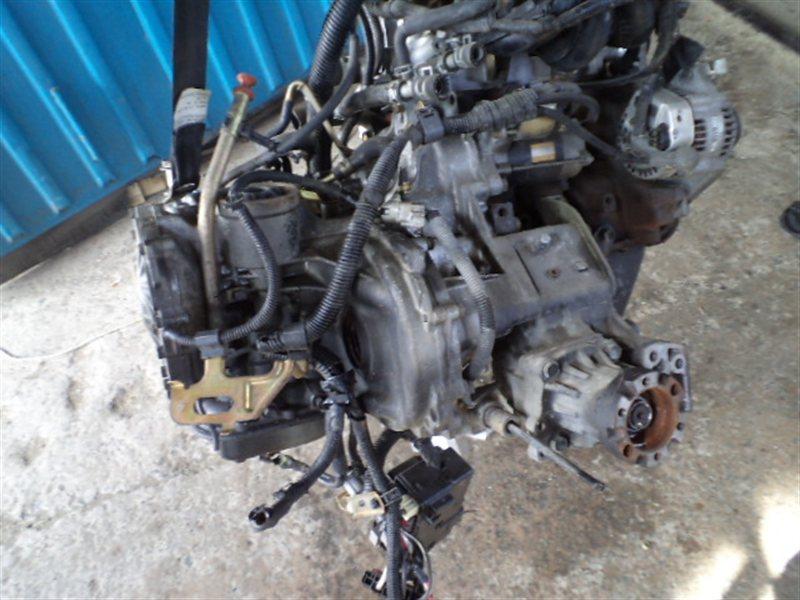 Акпп Daihatsu Mira L260S EF-SE 2004 (б/у)